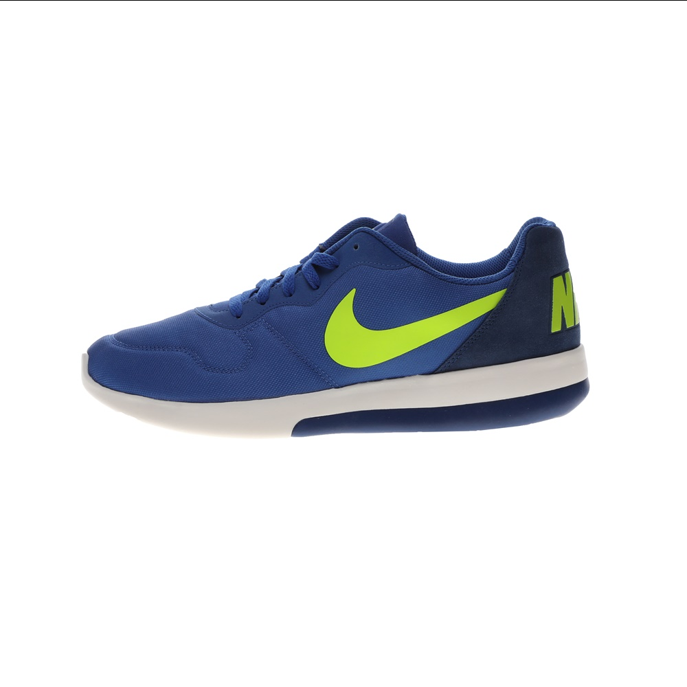 NIKE – Ανδρικά παπούτσια running NIKE MD RUNNER 2 LW μπλε κίτρινο