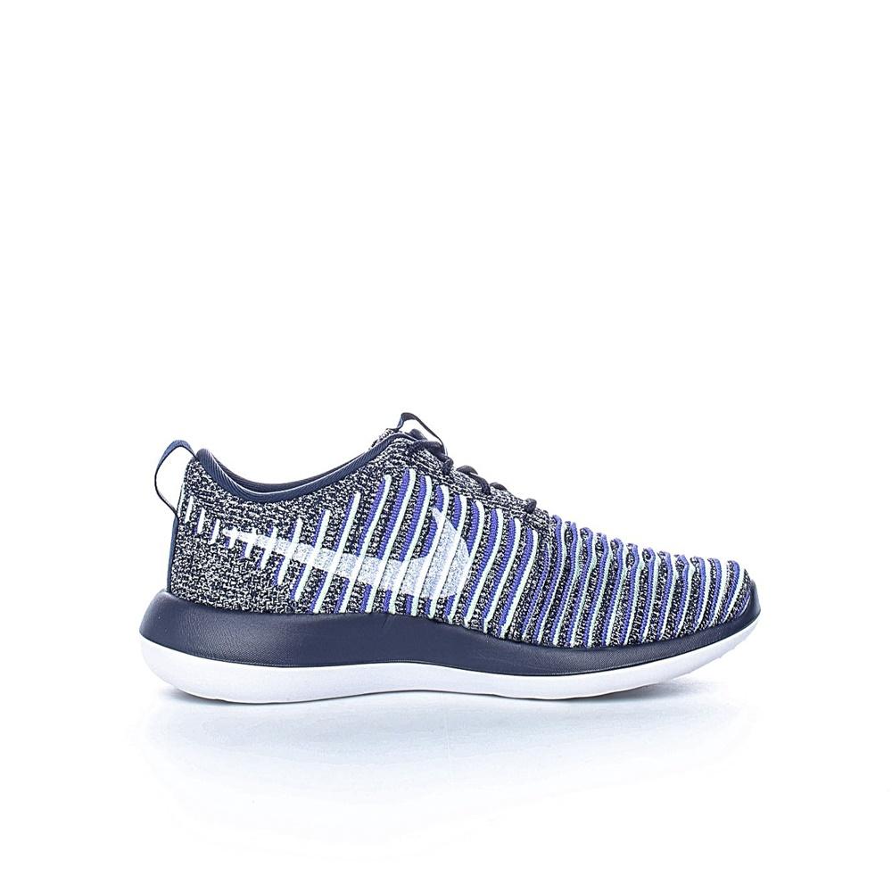 NIKE – Γυναικεία παπούτσια Nike ROSHE TWO FLYKNIT γκρι -μπλε