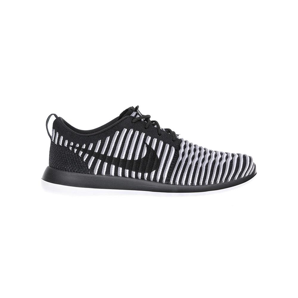 NIKE – Γυναικεία αθλητικά παπούτσια NIKE ROSHE TWO FLYKNIT ασπρόμαυρα