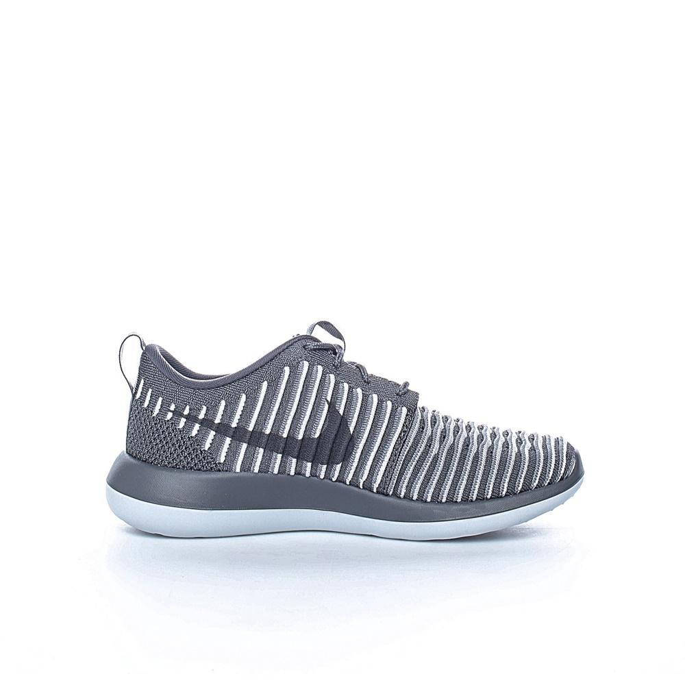 NIKE – Γυναικεία παπούτσια Nike ROSHE TWO FLYKNIT γκρι – λευκά 079e01f6946