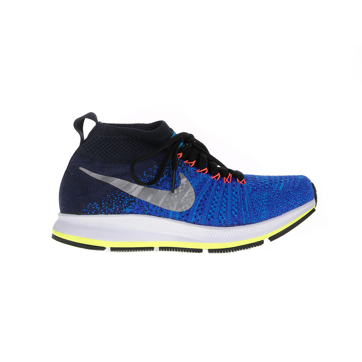 NIKE – Αγορίστικα αθλητικά παπούτσια Nike PEGASUS ALL OUT FLYKNIT GS μπλε