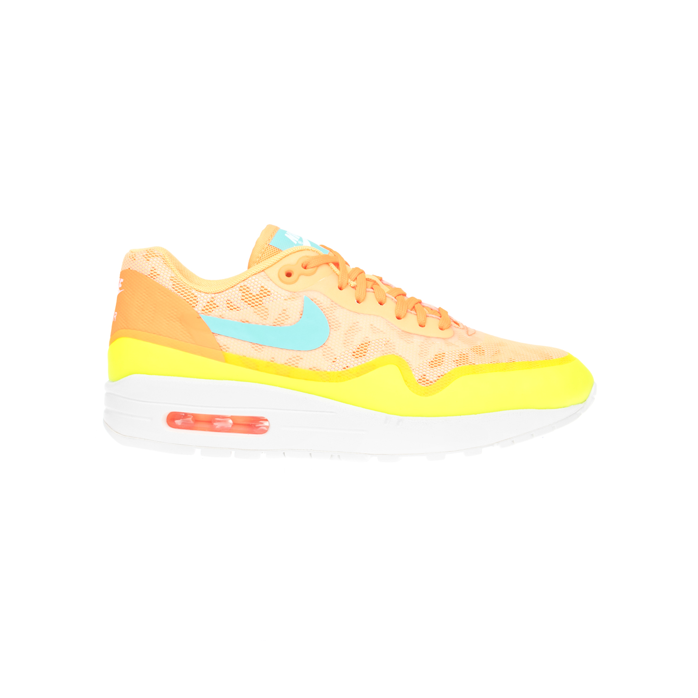 b33effbc4cb NIKE - Γυναικεία παπούτσια NIKE AIR MAX 1 NS κίτρινα-πορτοκαλί ...