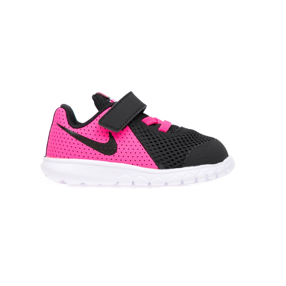 0570cce5763 NIKE - Βρεφικά αθλητικά παπούτσια NIKE FLEX EXPERIENCE 5 μαύρα ...