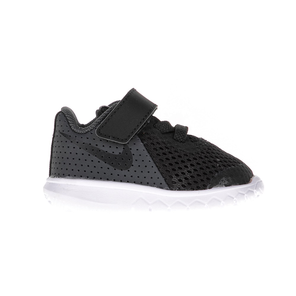 NIKE – Βρεφικά παπούτσια NIKE FLEX EXPERIENCE 5 μαύρα