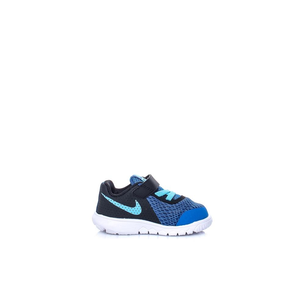 NIKE - Βρεφικά αθλητικά παπούτσια Nike FLEX EXPERIENCE 5 (TDV) μπλε παιδικά baby παπούτσια αθλητικά