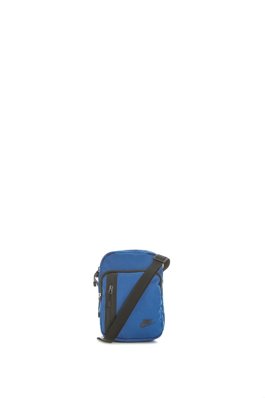 NIKE - Unisex τσαντάκι χιαστί TECH SMALL ITEMS μπλε γυναικεία αξεσουάρ τσάντες σακίδια αθλητικές
