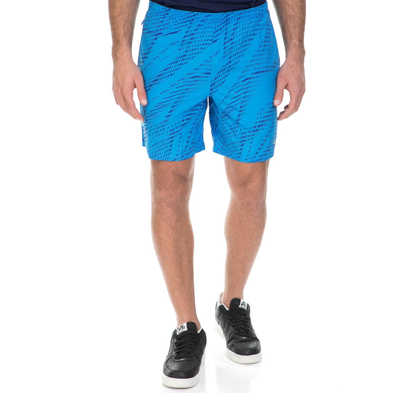 "NIKE - Ανδρικό σόρτς ΝΙΚΕ FLX SHORT 7"" DSTNCE μπλε ανδρικά ρούχα σορτς βερμούδες αθλητικά"
