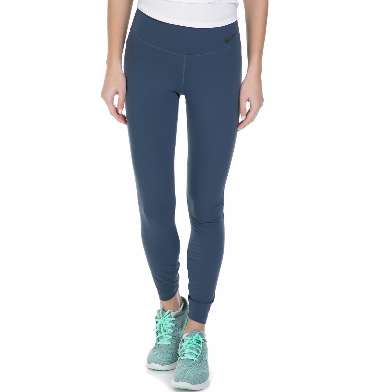 innovative design b22a9 c44f6 NIKE - Γυναικείο μακρύ κολάν Nike μπλε, Γυναικεία αθλητικά κολάν ...