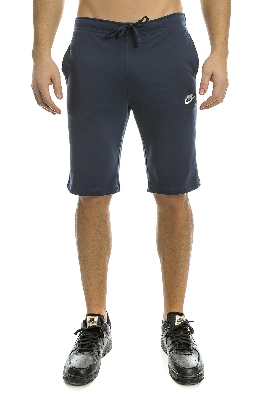 NIKE - Ανδρικό σορτς Nike SW SHORT JSY CLUB μπλε ανδρικά ρούχα σορτς βερμούδες αθλητικά