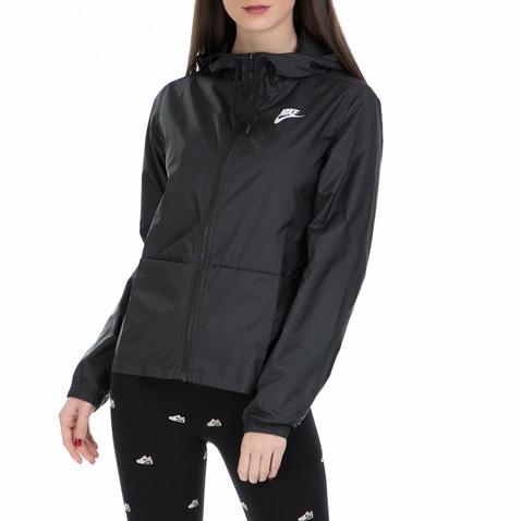 a43af2a1644 Γυναικείο αθλητικό μπουφάν Nike μαύρο (1469375.1-7394)   Factory Outlet