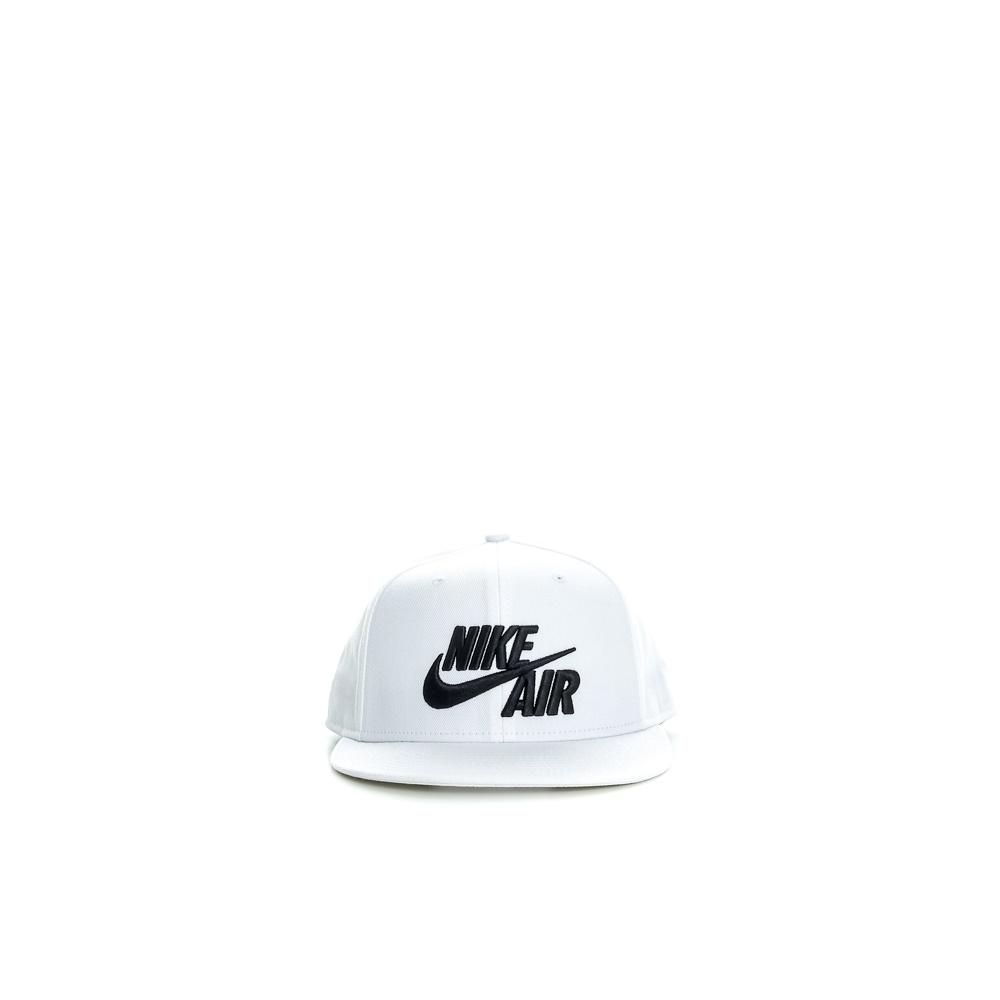 NIKE - Unisex καπέλο Nike AIR TRUE CAP CLASSIC λευκό γυναικεία αξεσουάρ καπέλα αθλητικά