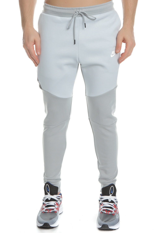 NIKE - Ανδρική φόρμα NIKE Sportswear Tech Fleece γκρι