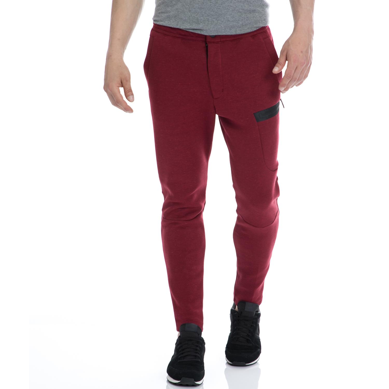 eed072a8af9 NIKE – Αντρικό αθλητικό παντελόνι NIKE κόκκινο 1469474.1-4348