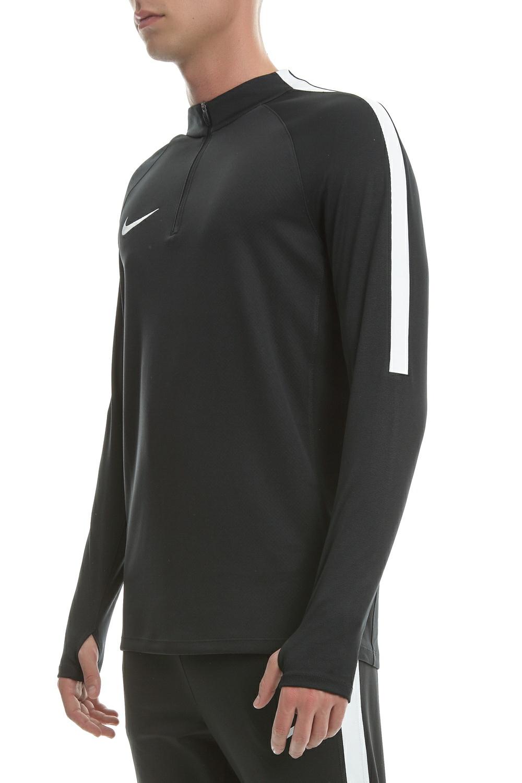 86e6cd5b8c82 NIKE - Ανδρική μακρυμάνικη μπλούζα Nike μαύρη