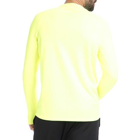 NIKE-Ανδρική αθλητική μπλούζα ΝΙΚΕ SQD DRIL κίτρινη