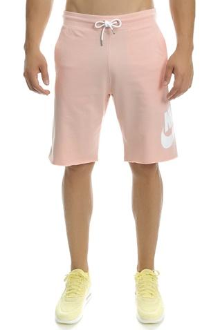 Ανδρική αθλητική βερμούδα Nike ροζ (1469998.1-o395)  b29d7b549c2