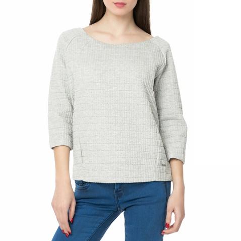 d884f14b8327 Γυναικεία μπλούζα Joya cn hwk 3 4 γκρι ανοιχτό - CALVIN KLEIN JEANS  (1470084.0-0084)