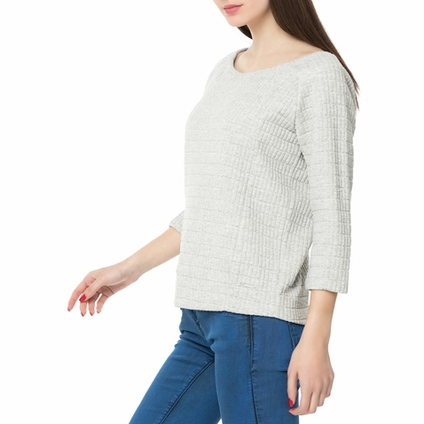 e9e1445a2206 Γυναικεία μπλούζα Joya cn hwk 3 4 γκρι ανοιχτό - CALVIN KLEIN JEANS ...