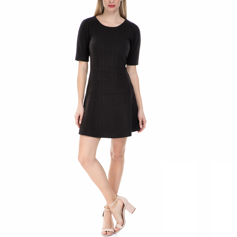 0b564c21b67d CALVIN KLEIN JEANS - Γυναικείο μίνι φόρεμα Rebecca Calvin Klein Jeans μαύρο