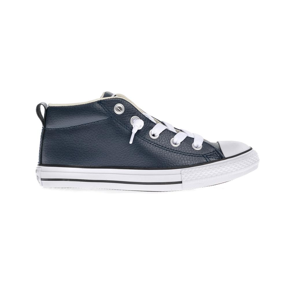 32901b8adaa CONVERSE – Παιδικά παπούτσια Chuck Taylor All Star Street M μπλε.  Factoryoutlet