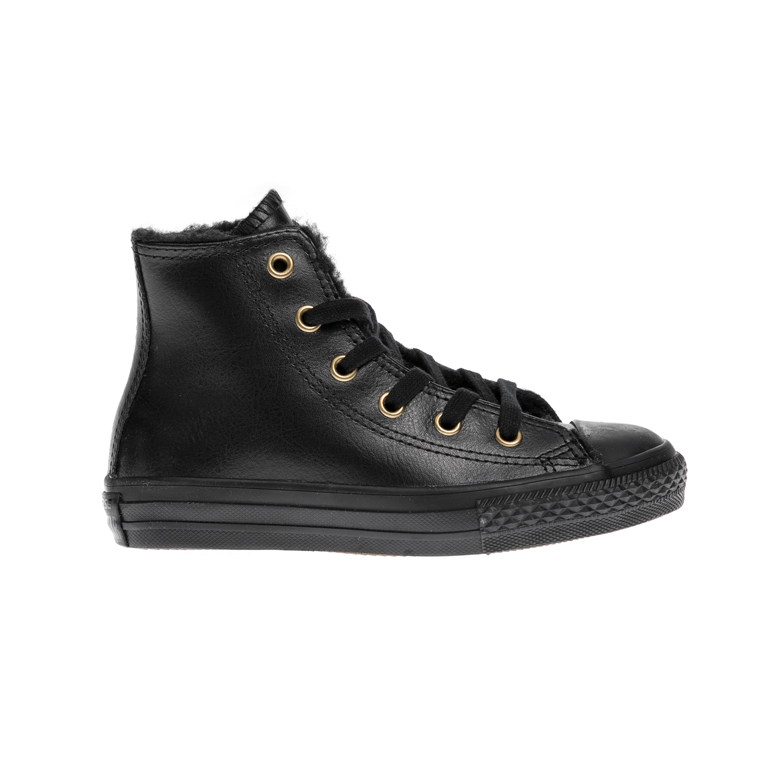 79c56581c0c -30% Factory Outlet CONVERSE – Παιδικά μποτάκια Chuck Taylor All Star Hi  μαύρα