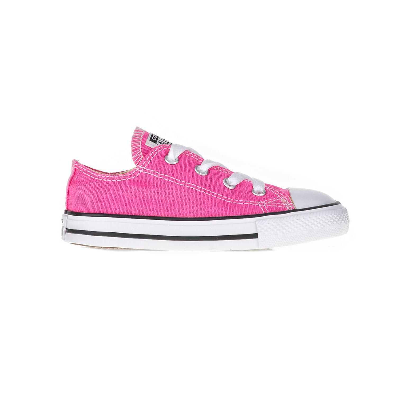 CONVERSE – Παιδικά αθλητικά παπούτσια Chuck Taylor All Star OX ροζ
