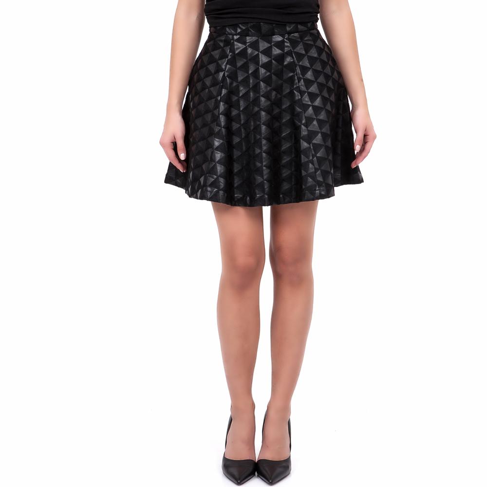 TEA & ROSE - Γυναικεία φούστα Tea & Rose μαύρη