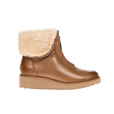 6421e91d1ef Γυναικεία μποτάκια UGG AUSTRALIA CALEIGH καφέ (1472727.0-00kd) | Factory  Outlet