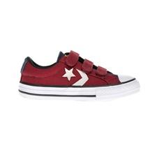 CONVERSE-Παιδικά παπούτσια STAR PLAYER 3V OX κόκκινα