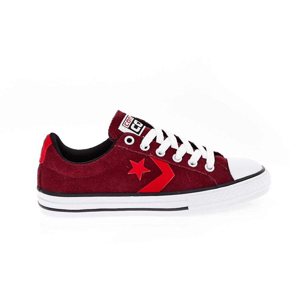 94f592d672a CONVERSE - Παιδικά παπούτσια Star Player Ev OX κόκκινα • Παπούτσια ...