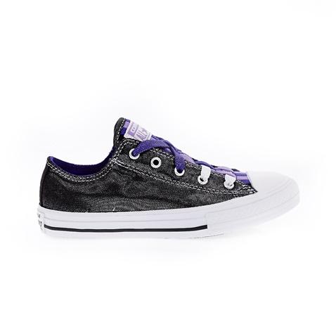 Παιδικά παπούτσια Chuck Taylor All Star Loop ανθρακί - CONVERSE  (1472923.0-00y1)  9d9ef81a514