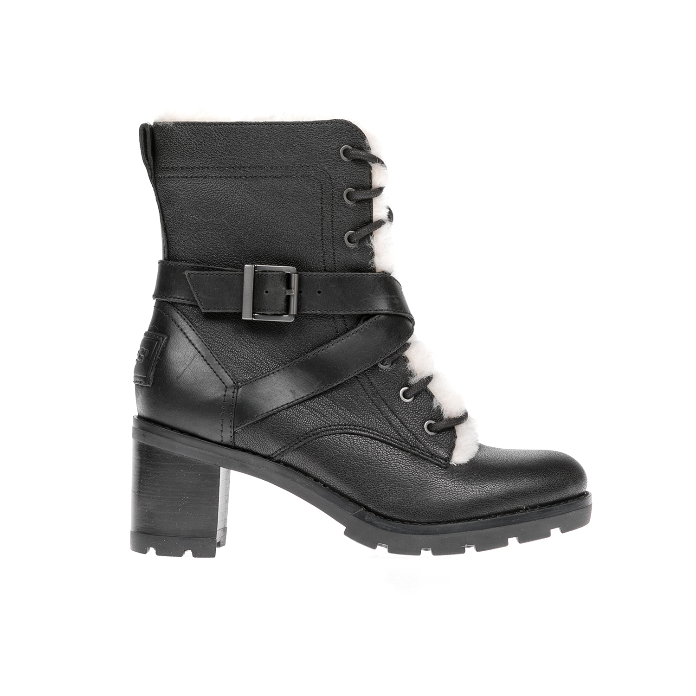 ec08632f9f5 UGG - Γυναικεία μποτάκια UGG AUSTRALIA μαύρα ⋆ EliteShoes.gr