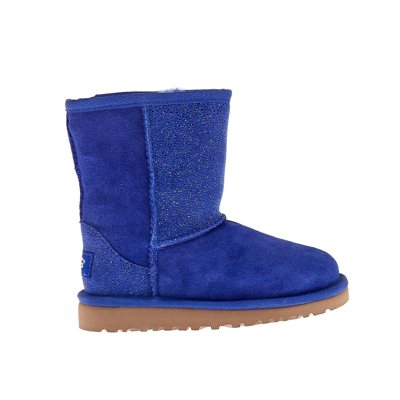 UGG - Βρεφικά μποτάκια Ugg Australia μπλε παιδικά baby παπούτσια μπότες μποτάκια
