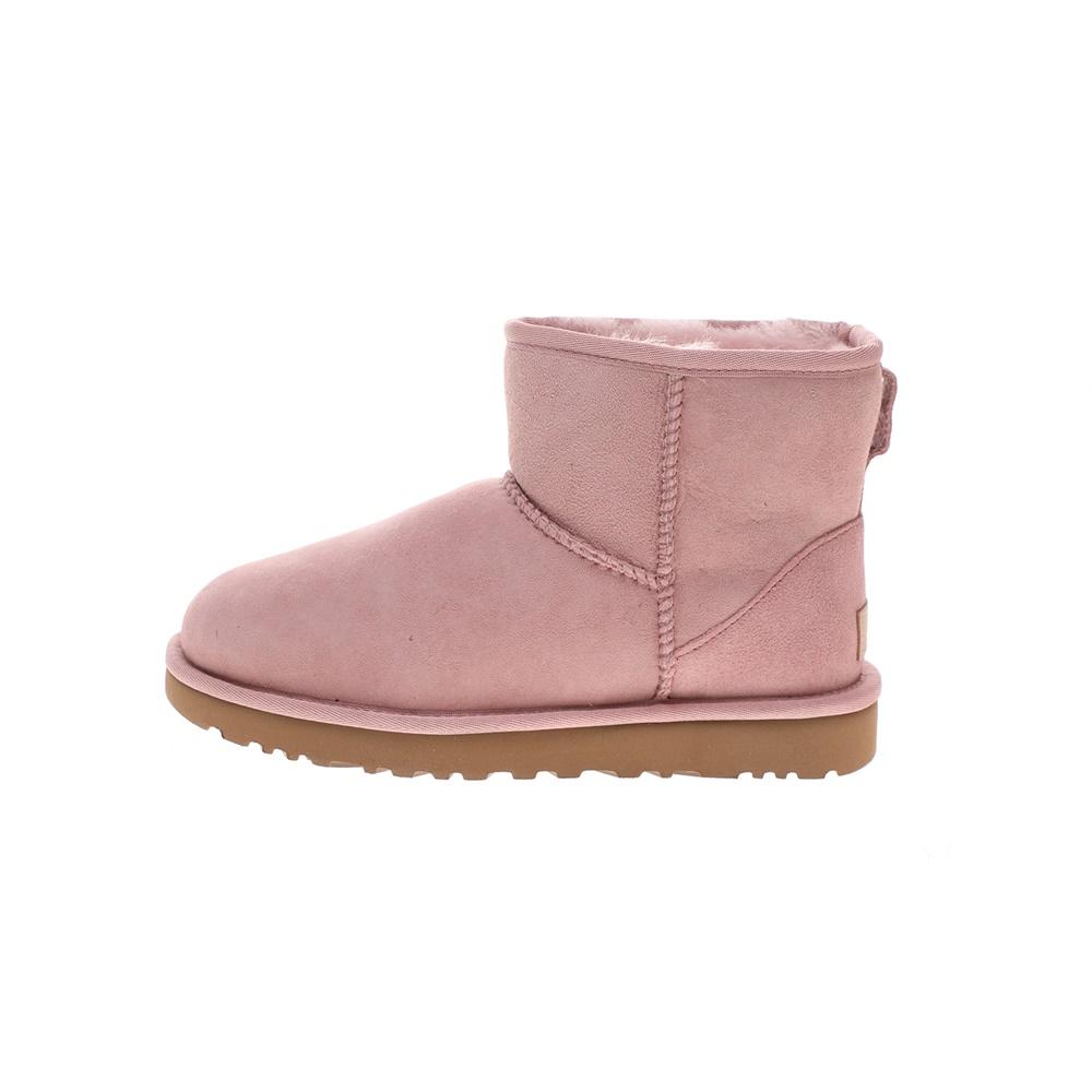 UGG – Γυναικεία μποτάκια UGG CLASSIC MINI II ροζ
