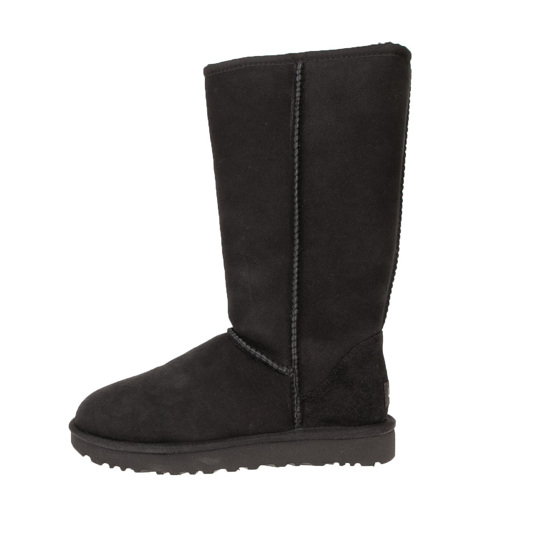 UGG AUSTRALIA – Γυναικείες μπότες UGG W CLASSIC TALL 1.5 μαύρα
