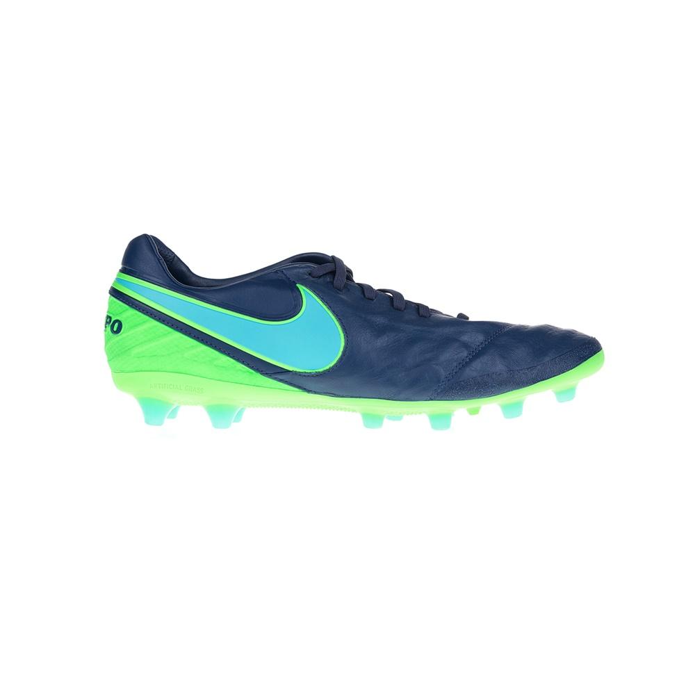 NIKE – Ανδρικά παπούτσια TIEMPO LEGACY II AG-PRO πράσινα-μπλε b837bf86903