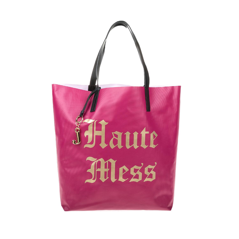 JUICY COUTURE - Γυναικεία τσάντα JUICY COUTURE ροζ