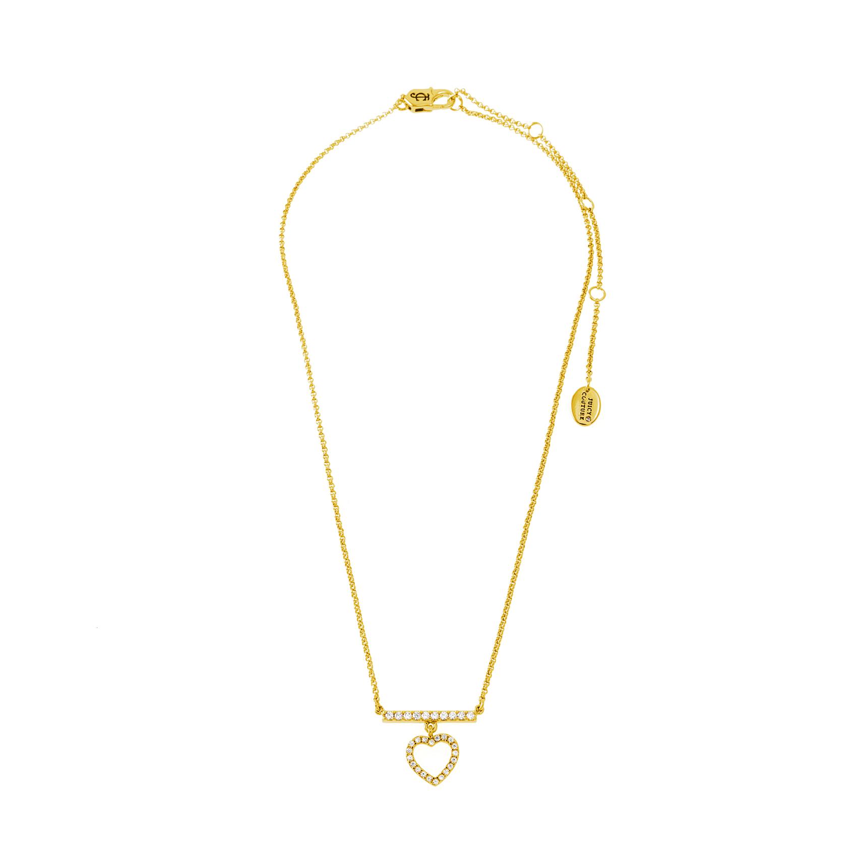 JUICY COUTURE - Κολιέ JUICY COUTURE γυναικεία αξεσουάρ κοσμήματα κολιέ