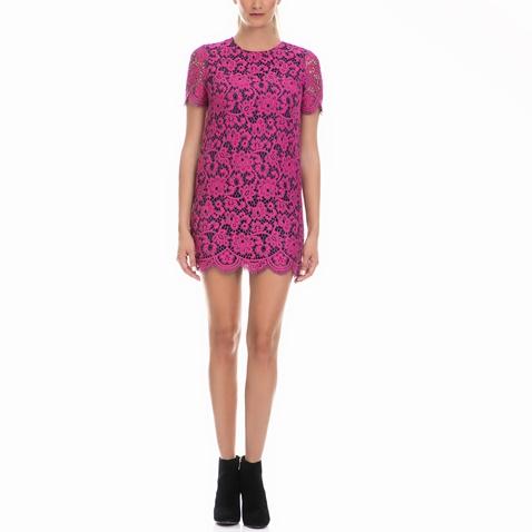 822710eae5c8 Γυναικείο φόρεμα BUCHAREST FLORAL LACE DRESS φούξια - JUICY COUTURE  (1475099.0-f1d2)