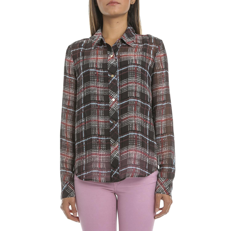 2d1d0bc3d4d2 JUICY COUTURE - Γυναικείο πουκάμισο JUICY KRONBERG PLAID BLO.