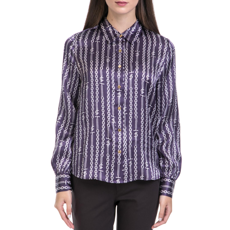 768277e8d3 JUICY COUTURE - Γυναικείο πουκάμισο JUICY COUTURE μωβ