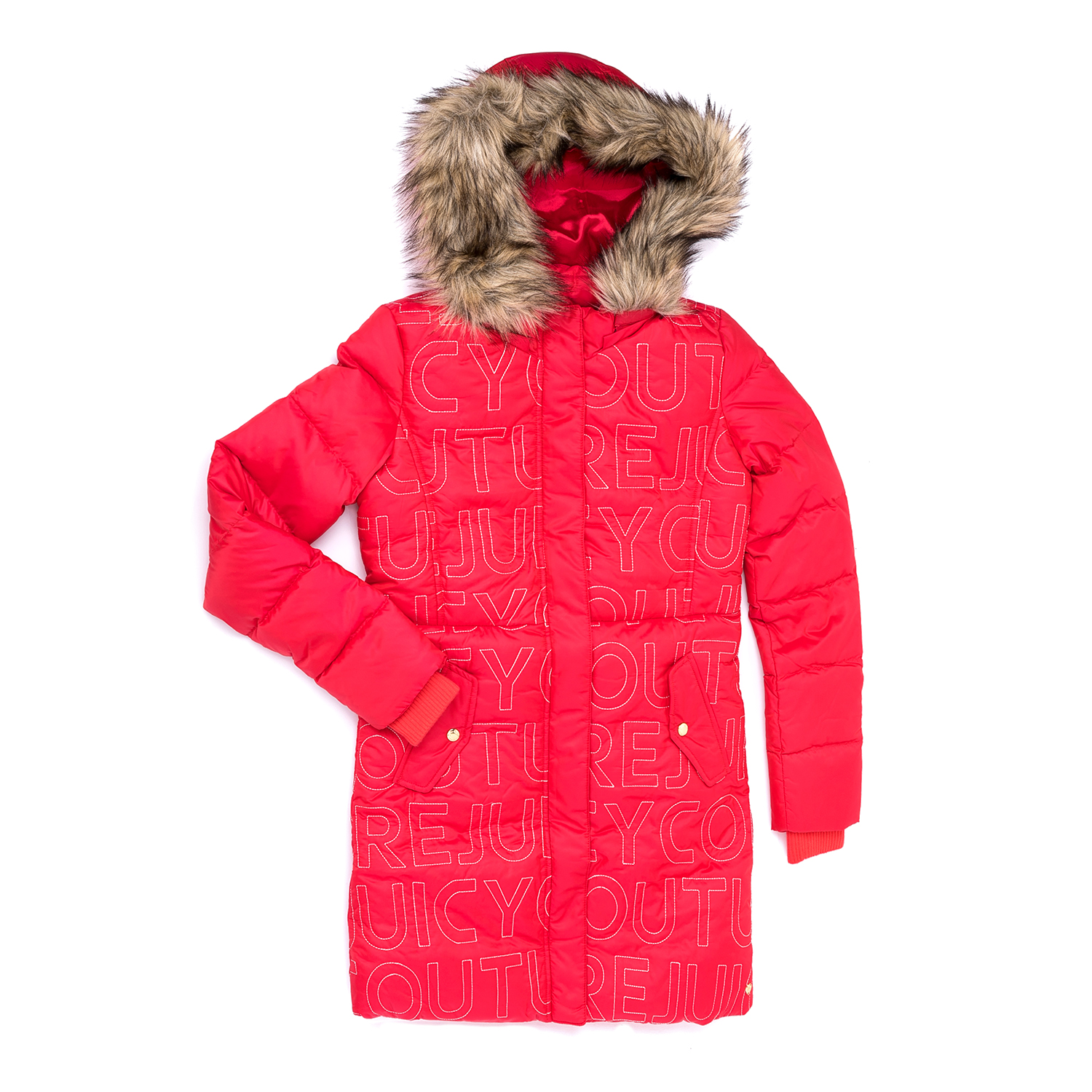 JUICY COUTURE KIDS - Παιδικό… Factory Outlet. Παιδικό μπουφάν ... e80ec9db9b7