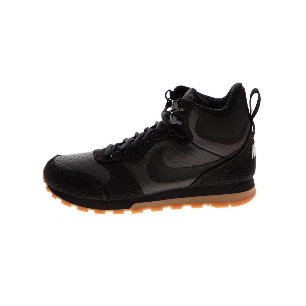 NIKE – Γυναικεία παπούτσια running NIKE MD RUNNER 2 MID PREM μαύρα