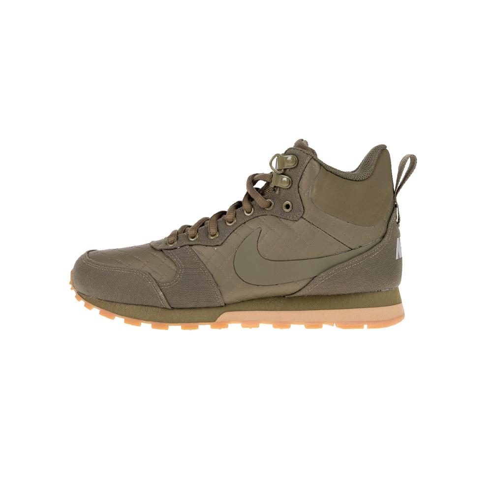 NIKE – Γυναικεία sneakers NIKE MD RUNNER 2 MID PREM χακί