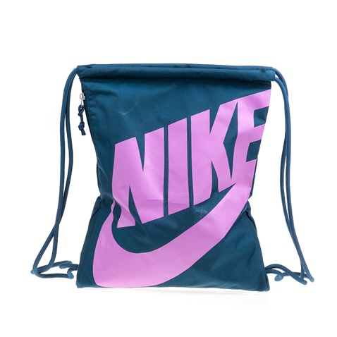764b9a6c66 Unisex σακίδιο γυμναστηρίου Nike HERITAGE GMSK μπλε (1475481.1-1212 ...