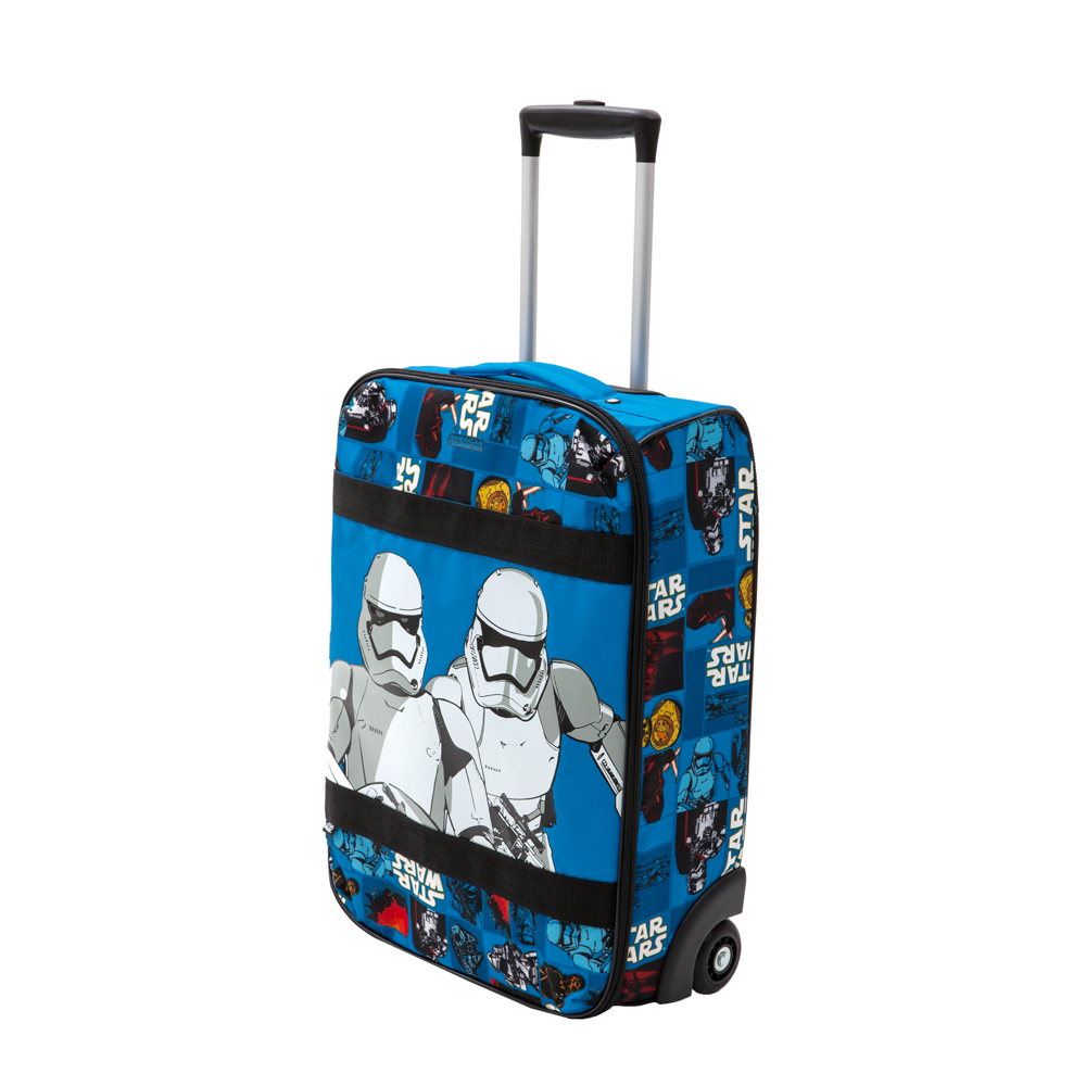 AMERICAN TOURISTER - Βαλίτσα STAR WARS Disney by AMERICAN TOURISTER μπλε παιδικά boys αξεσουάρ τσάντες σακίδια