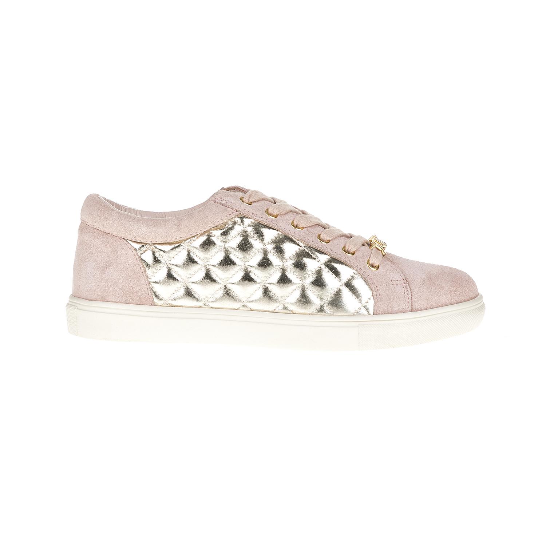 JUICY COUTURE – Γυναικεία παπούτσια JUICY COUTURE ροζ-χρυσά