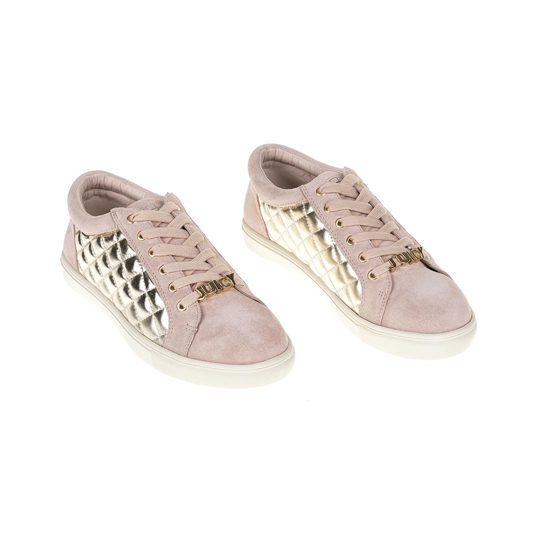 ed9e8c8af4a JUICY COUTURE - Γυναικεία παπούτσια JUICY COUTURE ροζ-χρυσά, ΓΥΝΑΙΚΑ ...