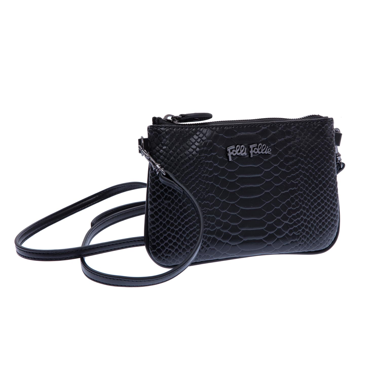 FOLLI FOLLIE – Γυναικεία τσάντα Folli Follie μαύρη 1480049.0-0000