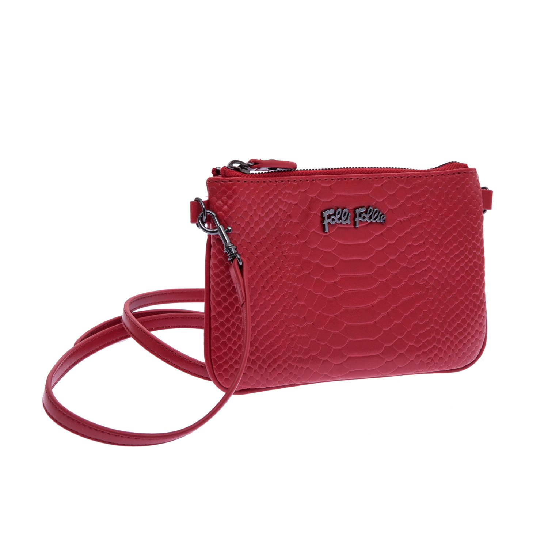 FOLLI FOLLIE – Γυναικεία τσάντα Folli Follie κόκκινη